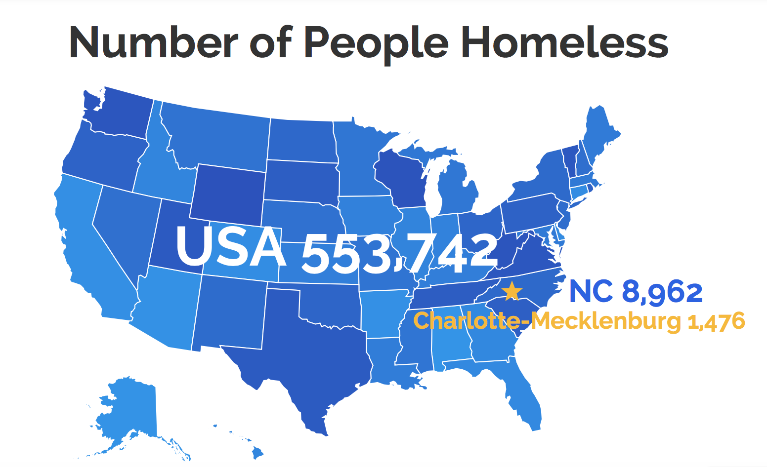 New Report On Homelessness What It Means For Charlotte Mecklenburg
